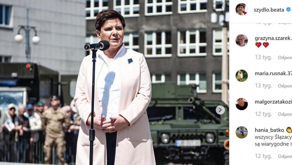 Beata Szydło DOSTAŁA MANDAT! Za co zebrała 6 punktów?