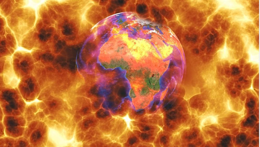 Bóg Chaosu – serio – nadciąga! Koniec świata już blisko