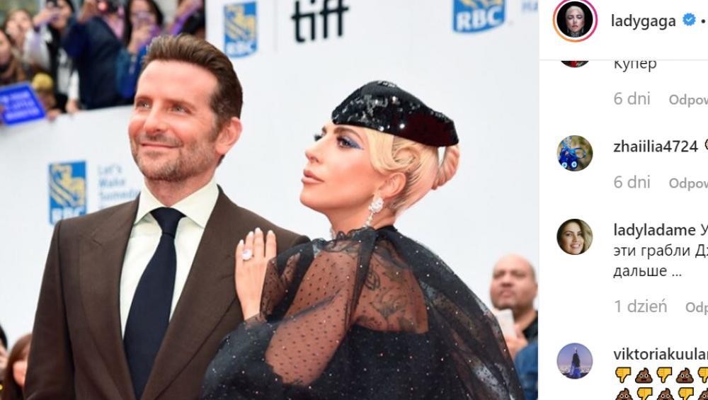 Lady Gaga zdradza Bradleya Coopera? Całowała się z innym mężczyzną