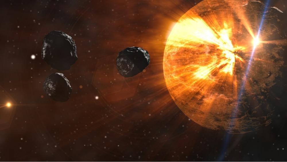 Asteroida ZDERZY SIĘ Z ZIEMIĄ?! NASA ostrzega