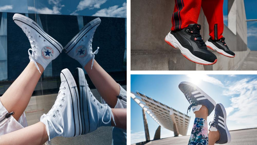 Sneakersy modne i wygodne? 4 zasady, których musisz się trzymać przy wyborze butów dla fanów tańca