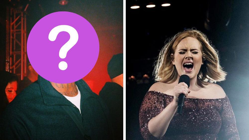 Adele romansuje ze znanym raperem! Kto to?
