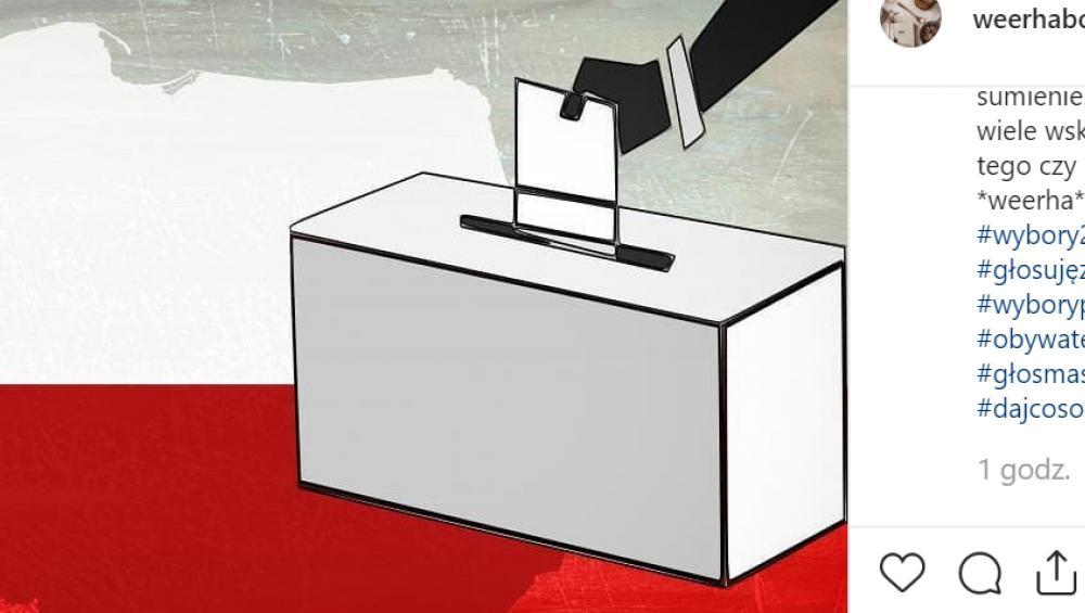 Wybory 2019: Naga kampania z haczykiem… Te zdjęcia warto zobaczyć ;-)