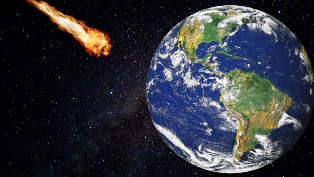 Ogromna asteroida minie Ziemię 4.05. Jest potencjalnie niebezpieczna