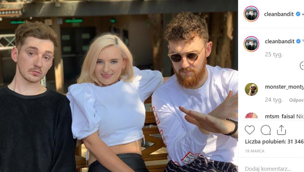 Clean Bandit w Warszawie 2019! Bilety ZA DARMO, warto się spieszyć