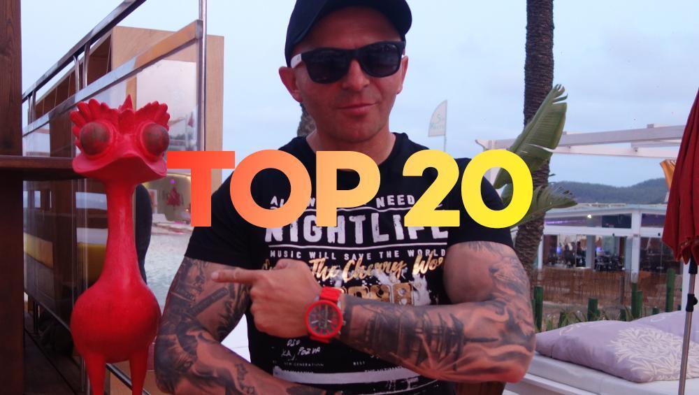 Piotr Polański przejmuje TOP 20!