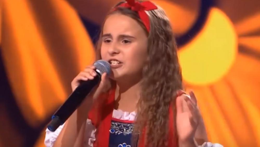 Eurowizja Junior: 11-letnia Nikola Fiedor reprezentantką Polski?