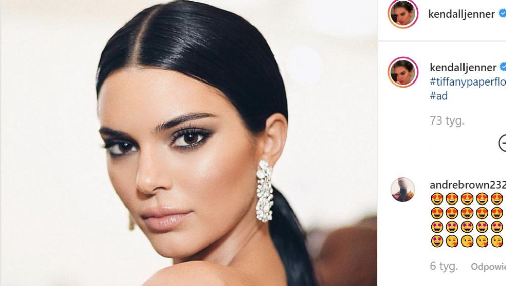 Kendall Jenner twarzą polskiej marki!