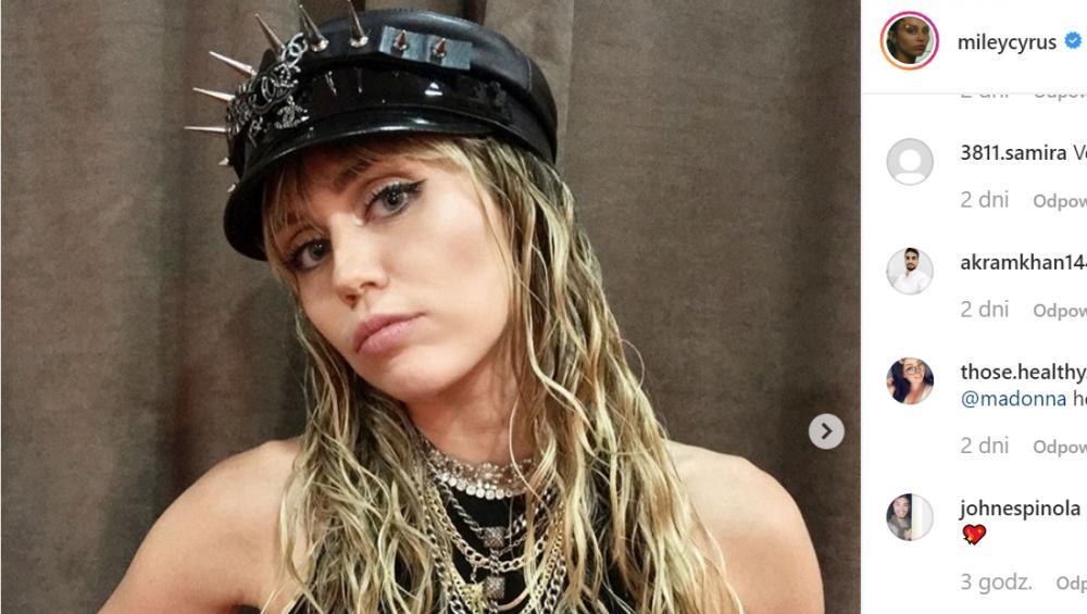 """""""Misją jest zapłodnienie Miley Cyrus"""" – psychofan aresztowany. Co jeszcze planował?"""