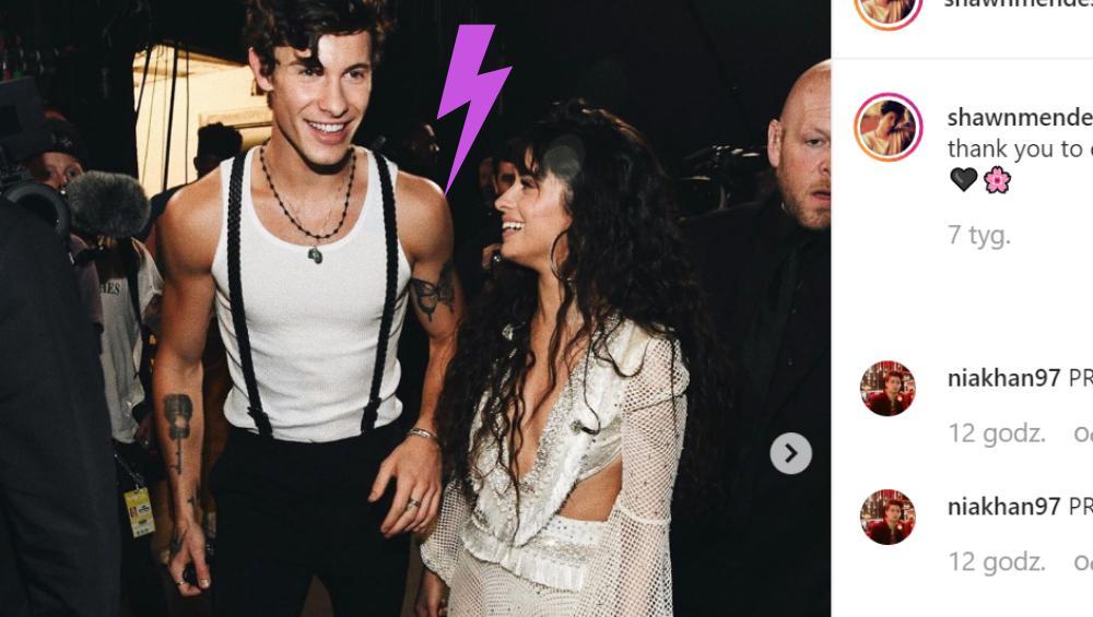 Shawn Mendes i Camila Cabello ZERWALI? Wokalista usunął ich wspólny filmik