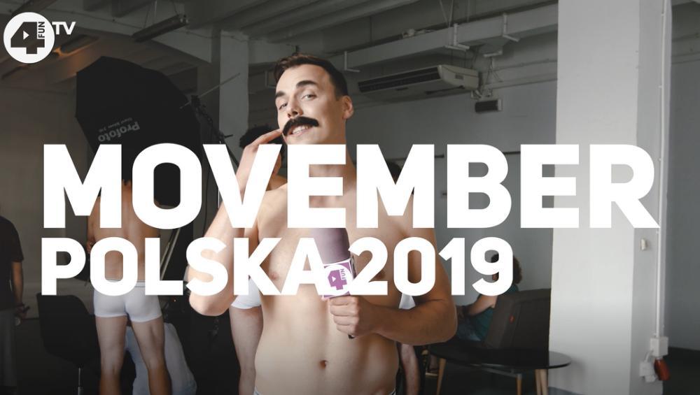 Movember 2019: dołącz do akcji ROBIMY TO DLA JAJ