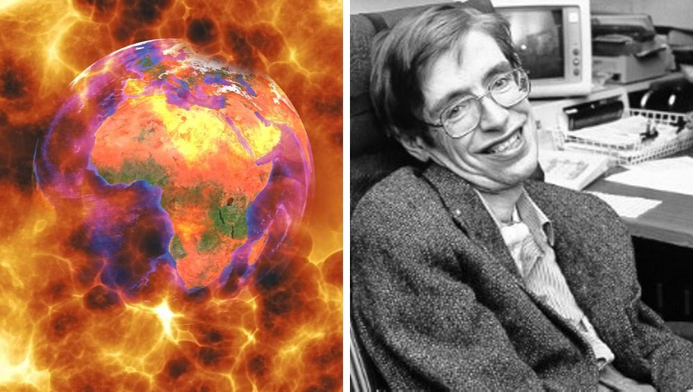 """Koniec świata w 2020 roku?! Stephen Hawking: """"Majowie popełnili błąd"""""""
