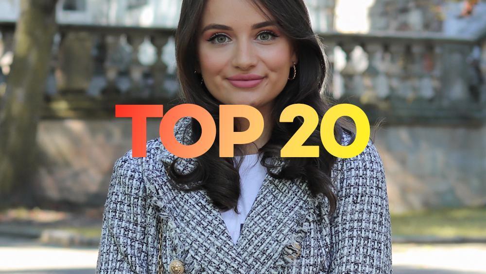 Magda Maciejowska przejmuje TOP 20!