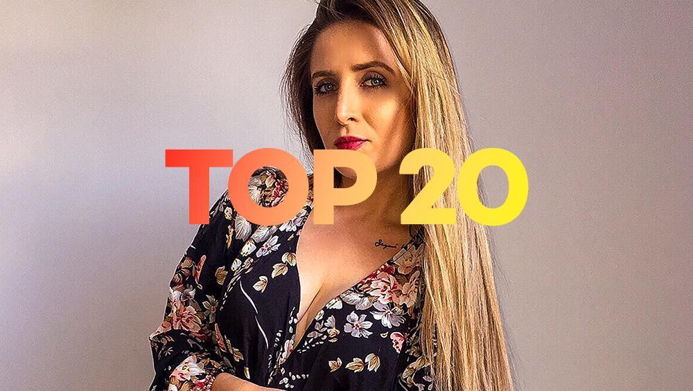 Angelika Sułkowska przejmuje TOP 20!