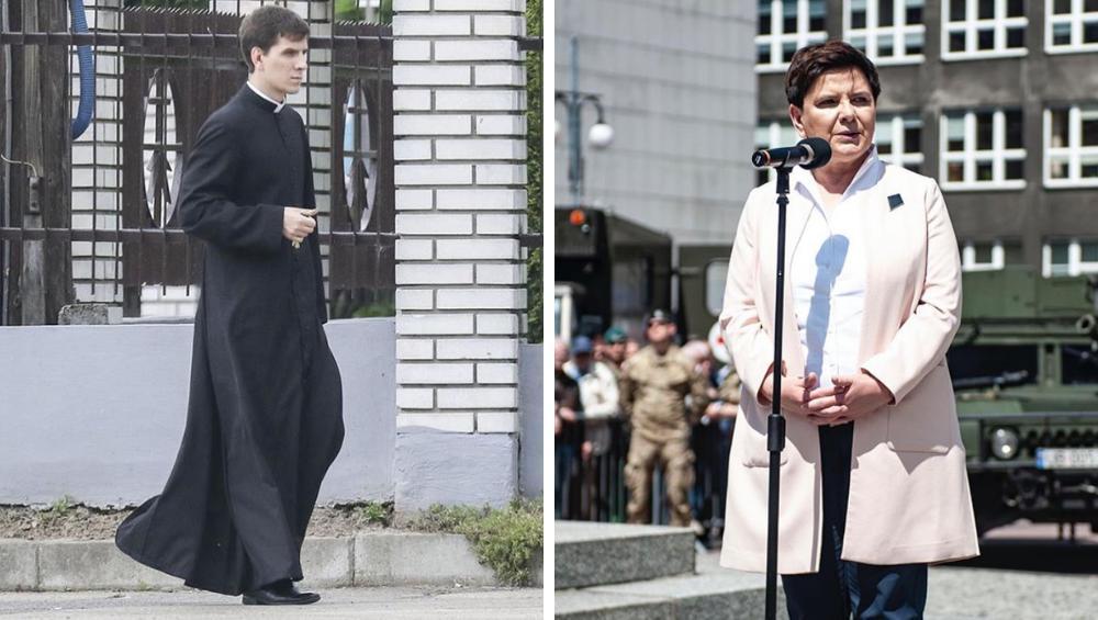 Syn Beaty Szydło już nie chce być księdzem. Wydał oświadczenie
