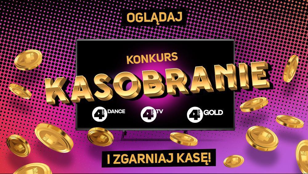 Mamy pierwszych zwycięzców w konkursie KASOBRANIE!