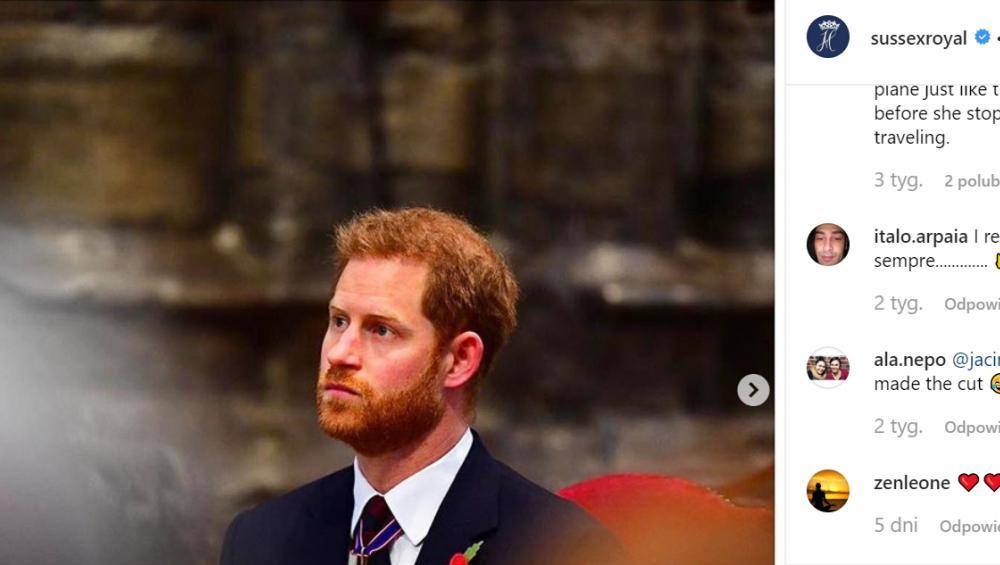 Czy Harry nadal będzie księciem po Megxicie?