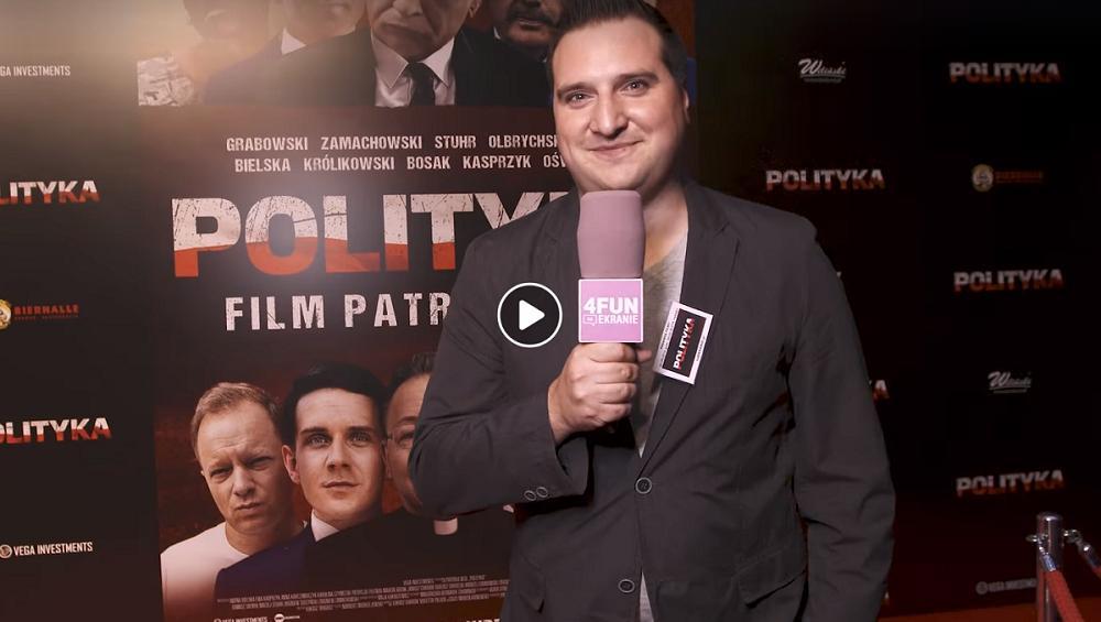 POLITYKA Vegi – jak było na premierze? Zobacz w 4FUN.TV