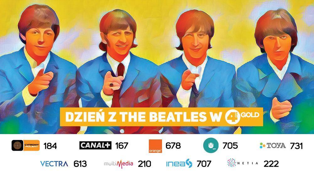 Dzień z The Beatles w 4FUN Gold