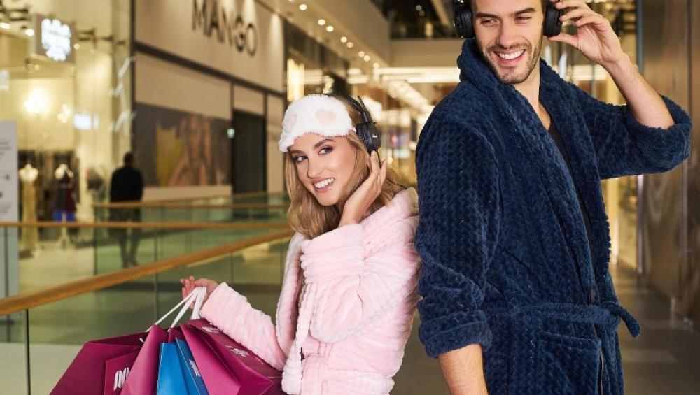 Impreza w piżamach w Galerii Młociny! Zgarnij zniżki na Noc Zakupów