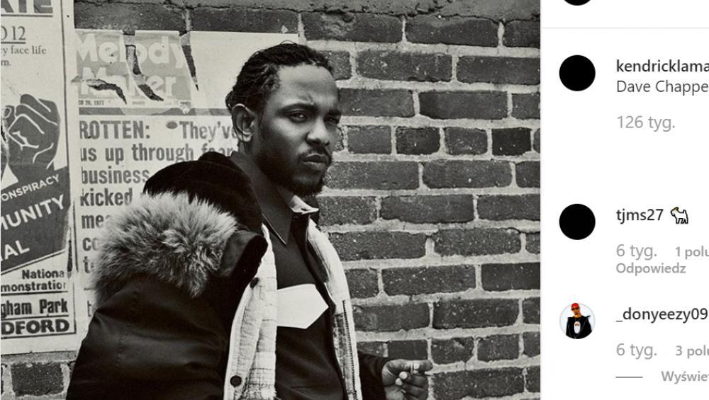 Kendrick Lamar w Polsce w 2020! [DATA, MIEJSCE, BILETY]