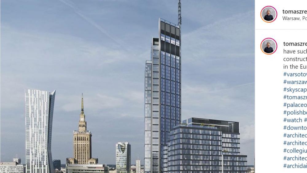 Varso – to będzie najwyższy budynek w Polsce. Już w 2020