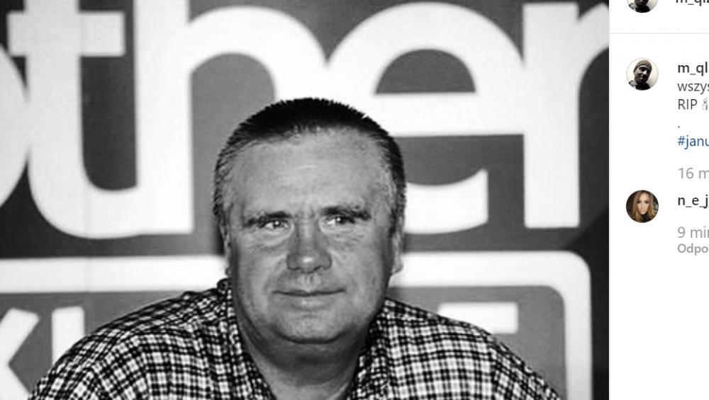 Janusz Dzięcioł nie żyje. Tragiczna śmierć pierwszego zwycięzcy Big Brothera