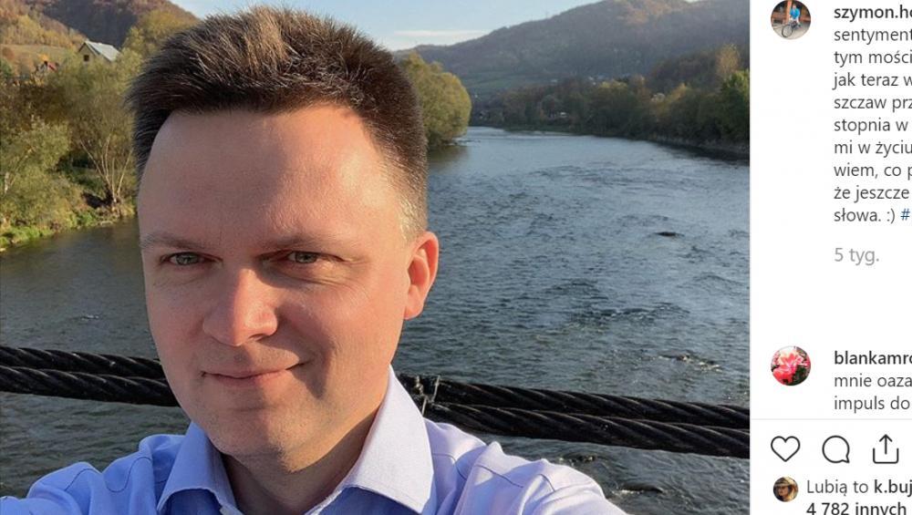 Szymon Hołownia kończy karierę!? Wydał oświadczenie