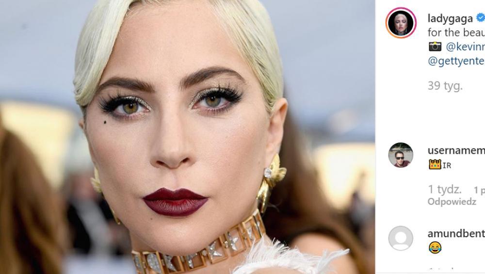 Lady Gaga zagra w kolejnym filmie! Co już wiemy?