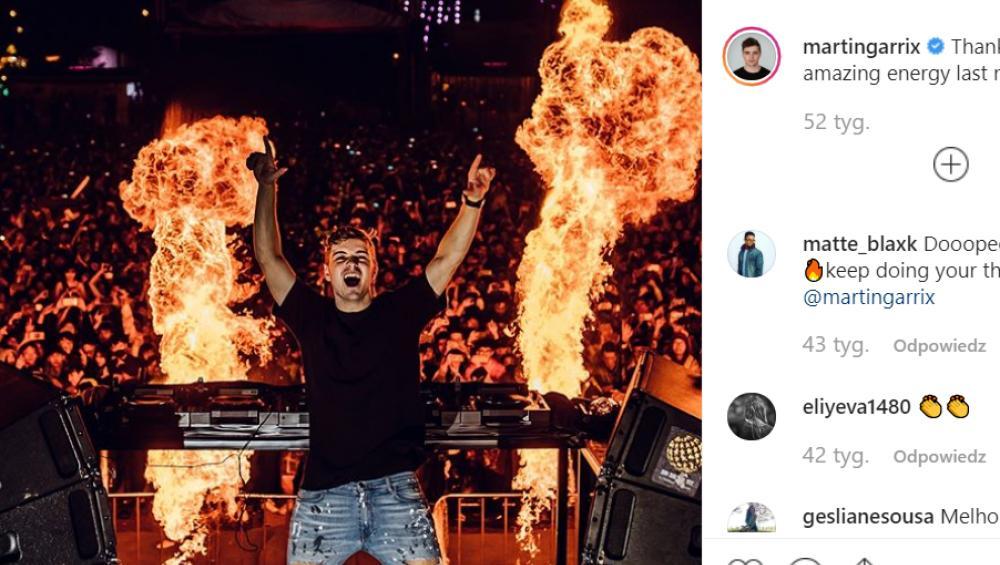 Martin Garrix w Polsce 2020! [DATA, BILETY]