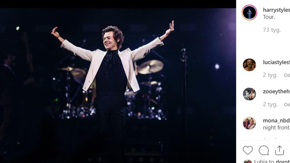 Harry Styles w Polsce 2020! To pierwszy koncert gwiazdy One Direction u nas!