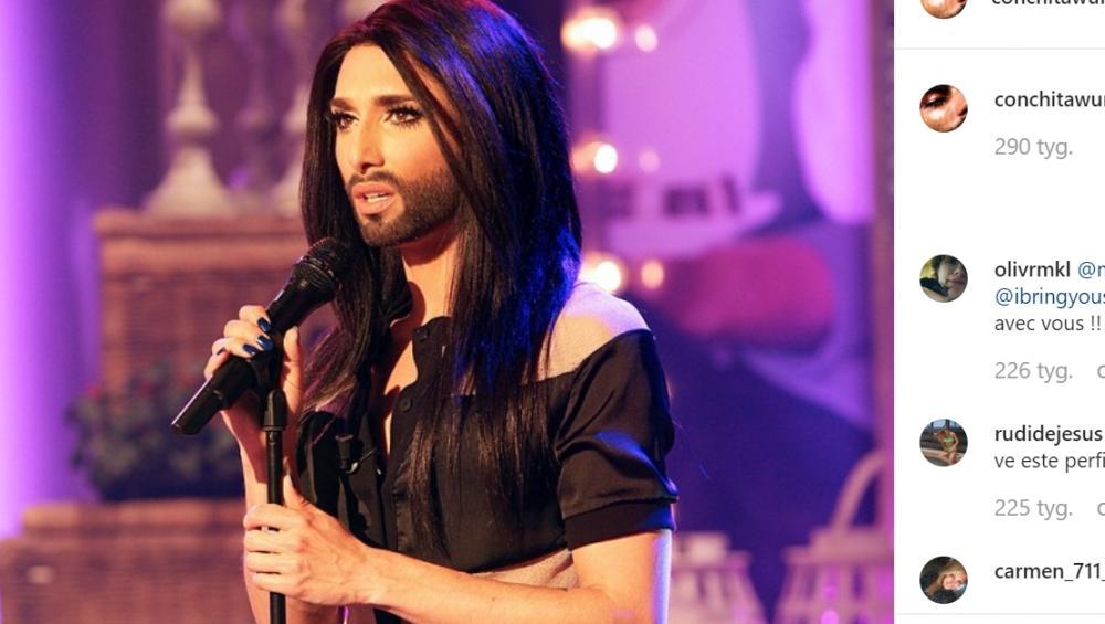 Conchita Wurst w Polsce w 2020. Gdzie i kiedy koncerty 'kobiety z brodą'?