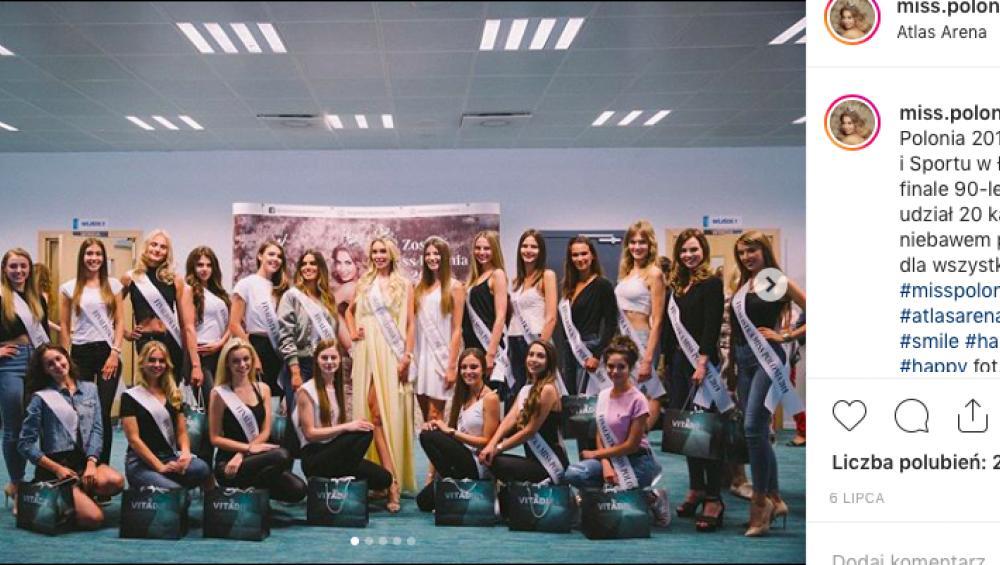 Miss Polonia 2019: oto wszystkie kandydatki! [ZDJĘCIA]