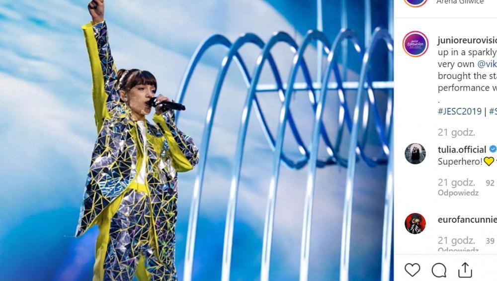 Viki Gabor na Eurowizji Junior 2019 – tak będzie wyglądał występ Polki! [WIDEO]