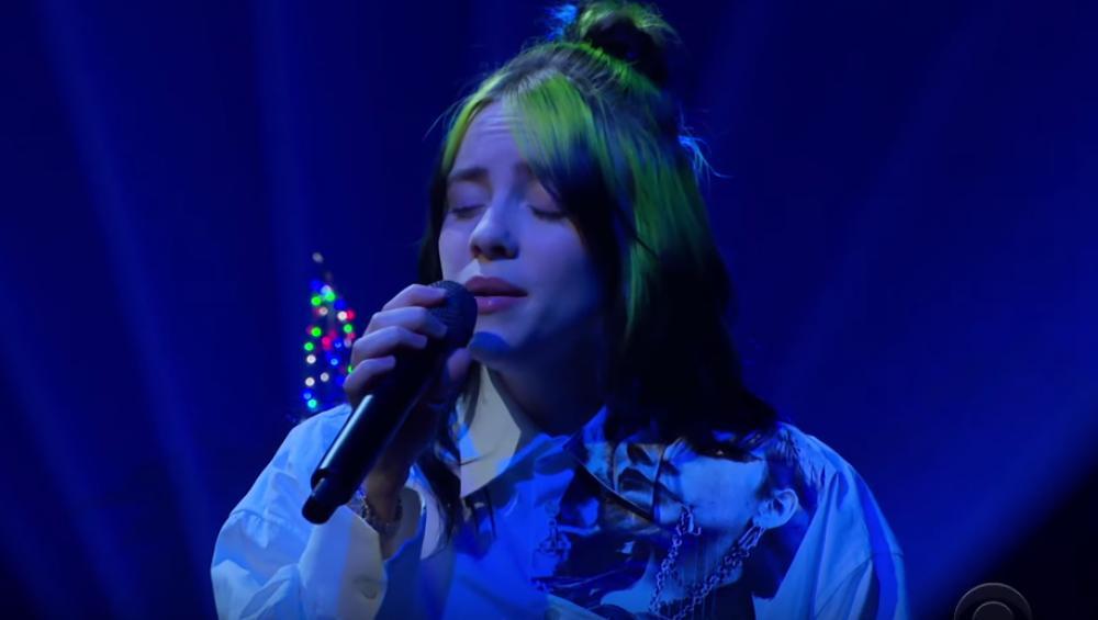 Billie Eilish w zaskakującym duecie! Zaśpiewała OCEAN EYES