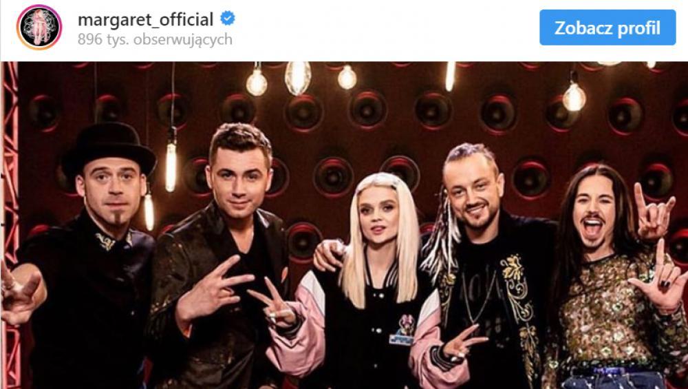 Kolejny Voice of Poland bez Margaret? Dlaczego?