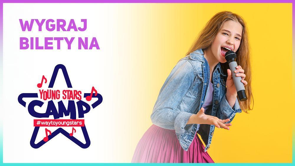 Wygraj wyjazd na obóz Way to Young Stars!