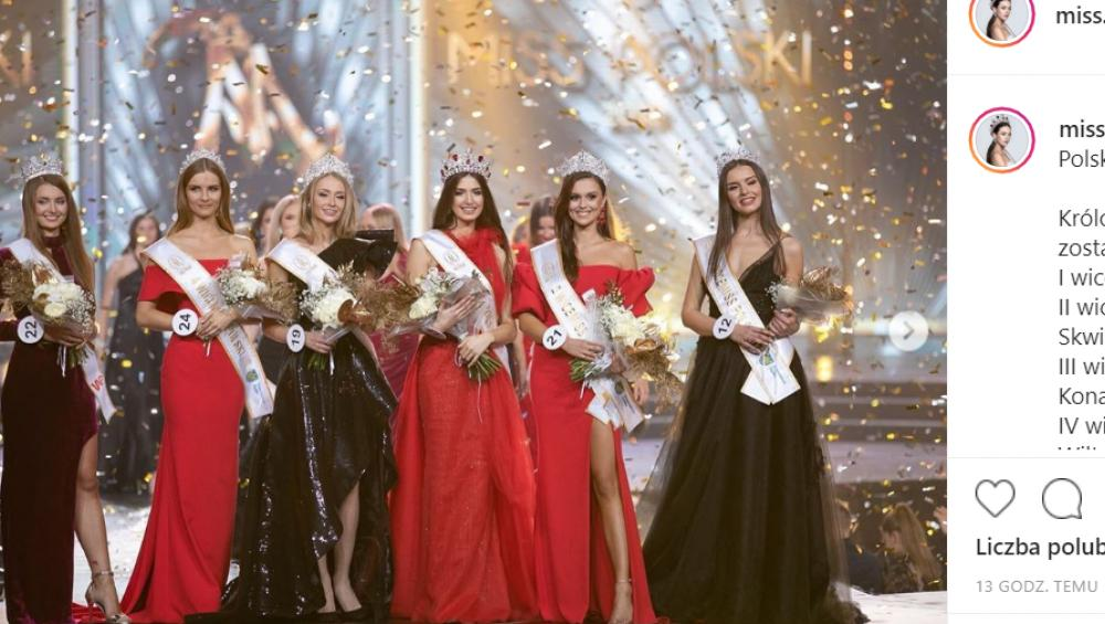 Miss Polski 2019 wybrana! Oto najpiękniejsza Polka