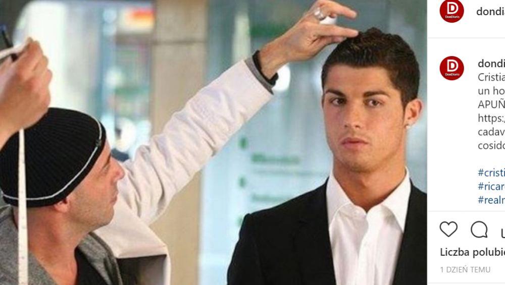 Fryzjer Cristiano Ronaldo brutalnie zamordowany!