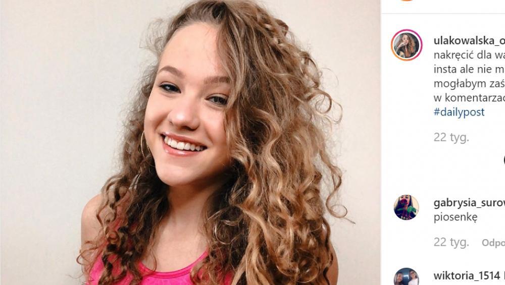 Ula Kowalska śpiewa hymn Eurowizji! Co wiemy o utalentowanej 14-latce?