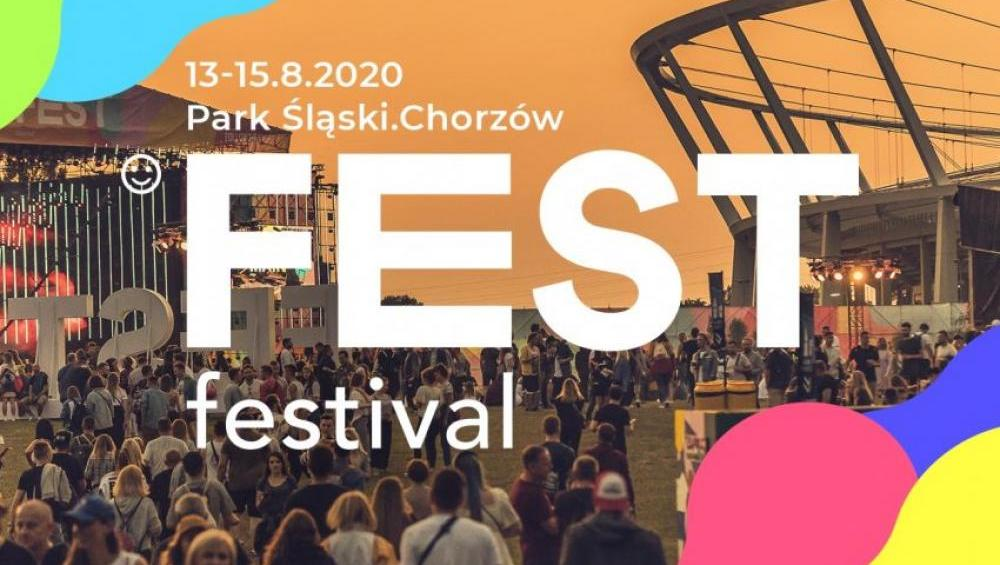 Fest Festival 2020: Khalid, Mark Ronson, Little Big i Mata [AKTUALNY LINE UP]