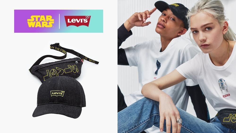 Konkurs 4FUN.TV x Levi's: zgarnij gadżety Star Wars!