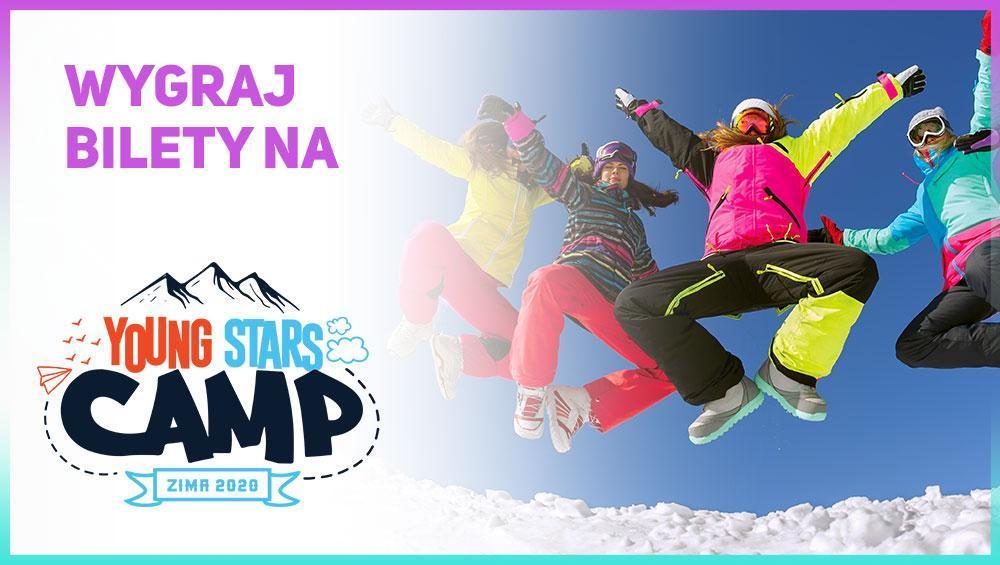 Wygraj wyjazd na YOUNG STARS CAMP!