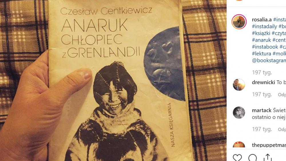 'Anaruk' - imię bohatera to żart? Drugie życie lektury szkolnej