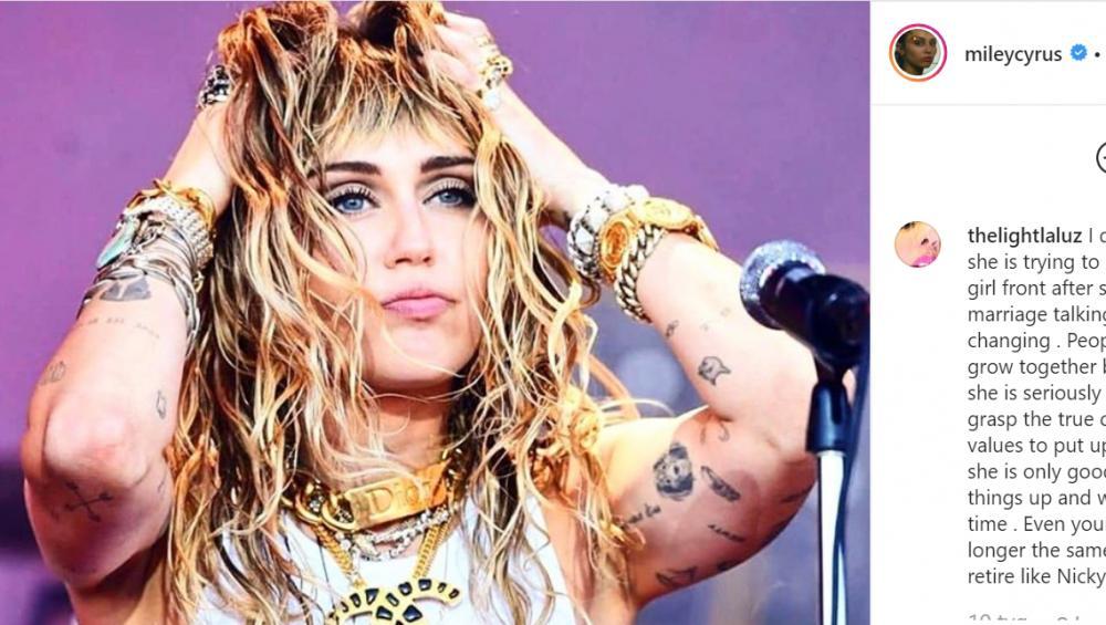 Miley Cyrus w nowej fryzurze, a włosów coraz mniej. Dobrze wygląda?