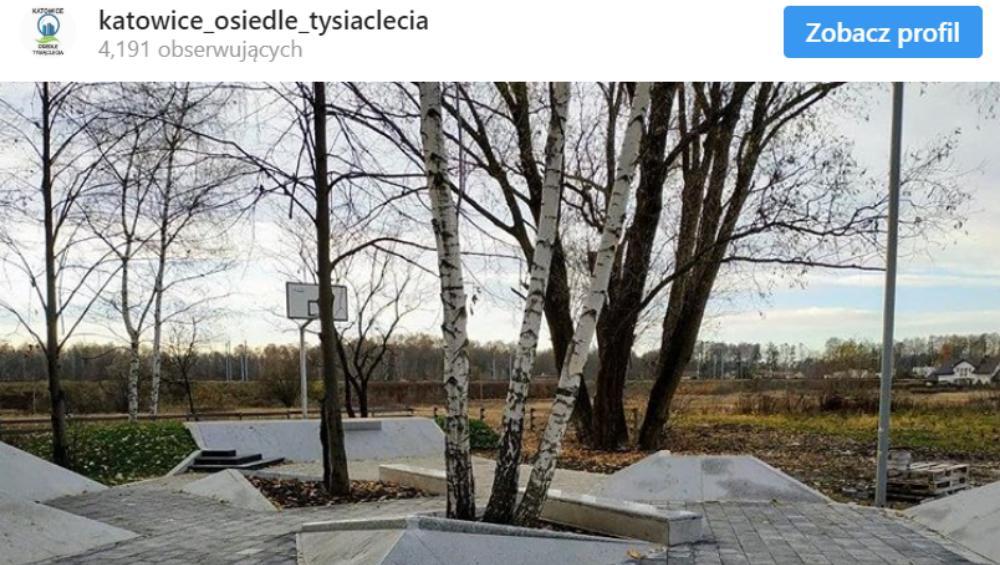 Skatepark z kostki brukowej tylko w Polsce. 'Było konsultowane ze środowiskiem'