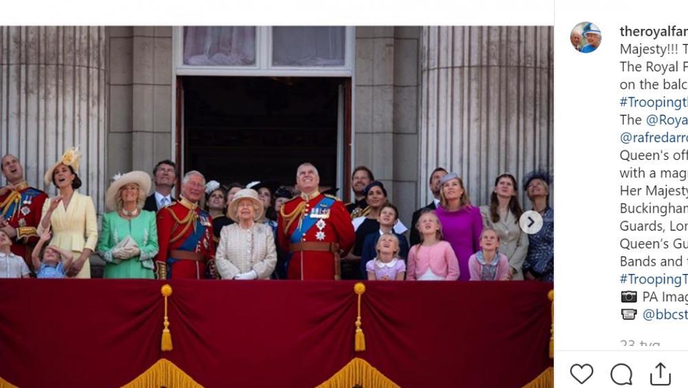 Syn Elżbiety II nie chce być księciem. Wydał oświadczenie