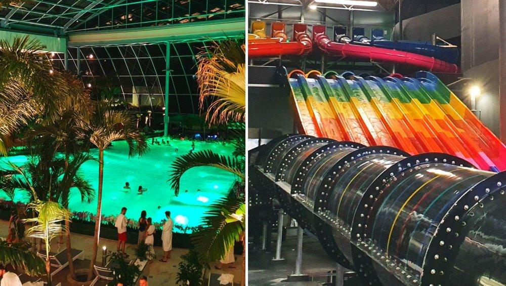 SUNTAGO otwarte! Ile kosztuje i jak wygląda gigantyczny park wodny? [ZDJĘCIA, CENNIK, STREFY]