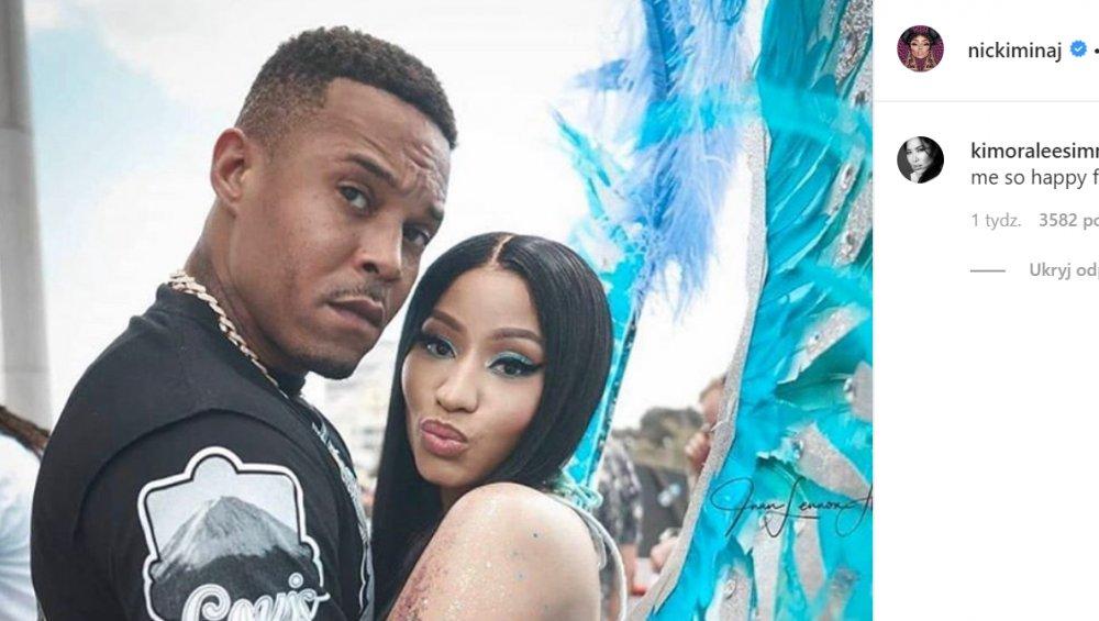 Mąż Nicki Minaj aresztowany! Grozi mu 10 lat więzienia
