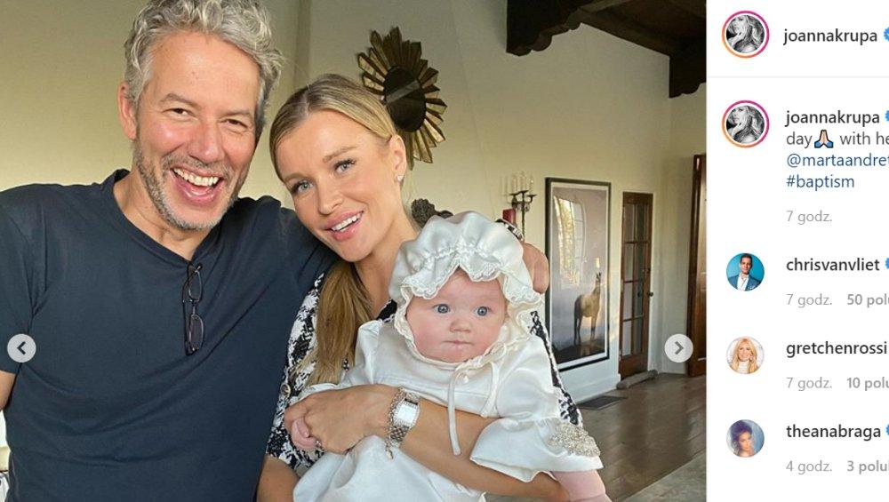 Joanna Krupa ochrzciła córkę! W jakiej wierze wychowa Ashę-Leigh?